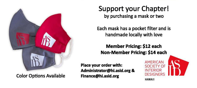 ASID Masks are Here!