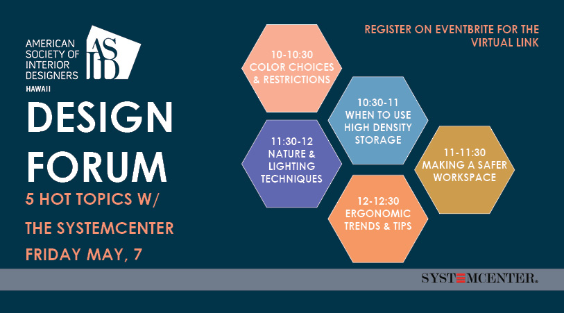 Design Forum presented by SYSTEMCENTER